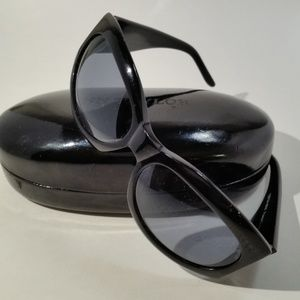 ANN TAYLOR Sunglasses Black